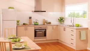Kitchen Set Minimalis Brebes
