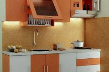 Kitchen Set Minimalis Tegal