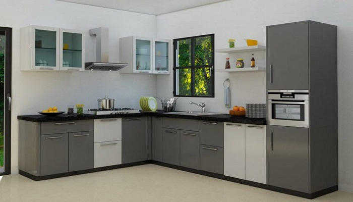 Kitchen Set Model L